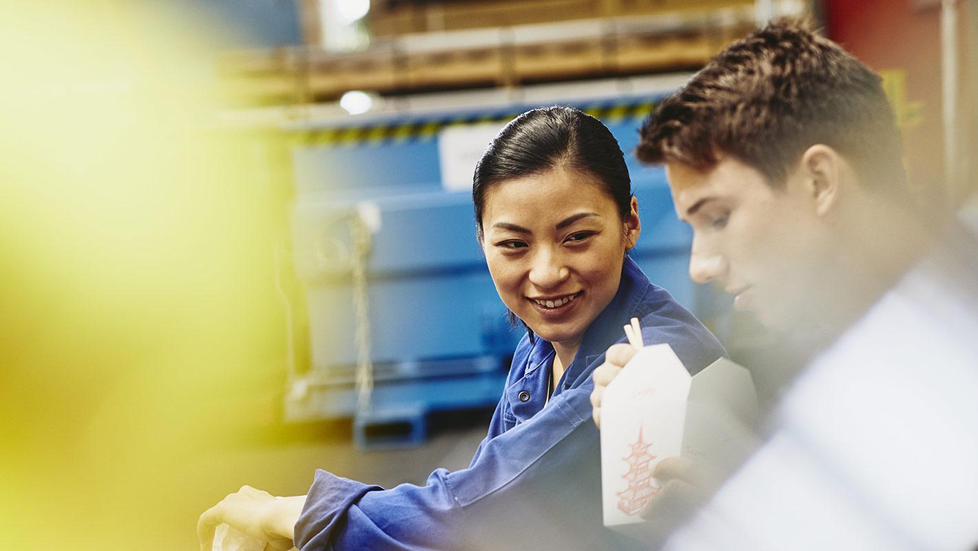 人材パートナーが人員計画の最適化をバックアップ